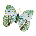 Buy Glow-in-Dark Butterfly Home 3D butterfly wall stickers Pin&Magnet curtains Fridge Decoration