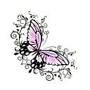5 Pcs Butterfly Waterproof Temporary Tattoo(6cm*6cm)