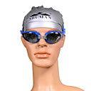 Unisex SM910 Anti-Fog Plating Swimming Goggles