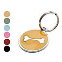 Medaglietta per nome del cane - Colori assortiti
