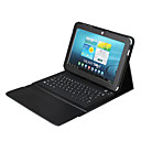 Bluetooth 3.0 QWERTY Keyboard with Case for Samsung Galaxy Tab 10.1 P7500 P7510
