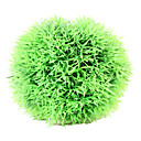 Ball Style Plant Dekoration Ornament for Aquarium
