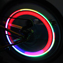 Bike Light , Wheel Lights / Bike Lights - 1 Mode Lumens Cell Batteries Battery Cycling/Bike White Bike Others