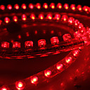Imperméable 48cm 48-LED Light Strip LED rouge pour la voiture (12V)