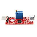 (Para arduino) módulo de detección de sonido del módulo del sensor de sonido