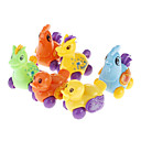 Mini Animal Pull and Back Set zabawki (6-Pack)