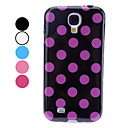 Dot Pattern Soft Case for Samsung Galaxy S4 I9500 (Assorted Colors)