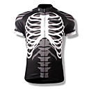 Spakct - Maillot Cyclisme Vélo Homme Manches courtes + cuissard court 100% polyester