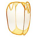Orange Nylon Laundry bin