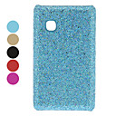 Shimmering Powder Designed PC Hard Case for LG T375 (Assorted Colors)