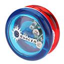 Bouncer POM Laakeri Jojo Toy LED (keltainen, vihreä, punainen-sininen)
