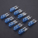 G9 40W Plating-Blue halogen pære (10pcs)