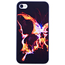 Butterfly Of Fire Pringting for iPhone 4/4S