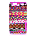 Veving Pattern TPU Material 2-i-1-Back Case for Sony MOTO XT910/XT912