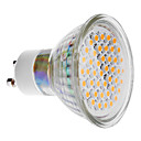 GU10 3W 44xSMD3020 260LM 3000K Warm White Light LED-Spot-Lampe (220-240V)