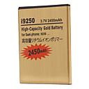 2450mAh batteria del telefono cellulare per Samsung i9250