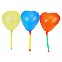1PCS Light-up Loving Heart Balloon Props Concerto LED (colore casuale)
