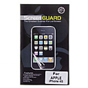 Professional High Transparency LCD Screen Guard with Cleaning Cloth for iPhone 4/4S