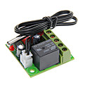 W1701 Temperatuur Detect Switch + waterdicht Probe (DC 12V)