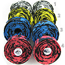 Cycling Road Bike Bicycle Cork Handlebar Tape Wrap + Bar Plug