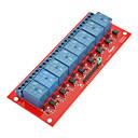 8 canales de relé 5v placa del módulo de (para arduino) (trabaja con oficiales (para Arduino) Tablas)