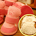 Warm Soft Snow Boots for Pets Dogs (Assorted Colors, Sizes)