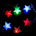 10M 100-LED RGB Light LED Christmas Decoration String Light (220V)