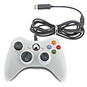 Wired USB Game Pad Controller para Microsoft Xbox 360 Slim e PC com Windows