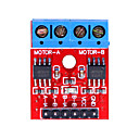 L9110 Dual-Channel H-Bridge Motor Driver Module for (For Arduino) - Red
