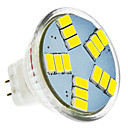 5W LED Spotlight MR11 15 SMD 5630 420 lm Cool White DC 12 V