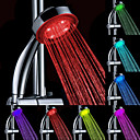 Water Powered Color Changing  ABS LED Hand Shower