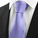 Men Vintage/Cute/Party/Work/Casual Neck Tie , Polyester