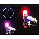 Coloful LED Wheel lampe til bil Cykel Motorcykel