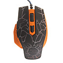 USB Wired Luminous Spil Optical Mouse (assorterede farver)