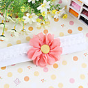 Flower Fabric Kid's Headbands