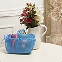 22x15cm 4-Layer Travelling Storage Bag (Random Color)