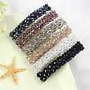 Crystal Hair Bands Hairpin Side solmitut Clip