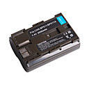 2000mAh 7.4V digitalkamera batteri bp-511/511a for Canon g-1 MV-300 og mer