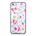 Beautiful Flower Pattern Back Case for iPhone 5/5S