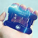 Shock-You-Friend Electric Shock Spring Hand Grip Pinch Meter Practical Joke Gadgets(Random Color)