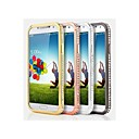 Diamond Look parachoques del metal para Samsung Galaxy S4 i9500 (colores surtidos)