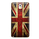 UK Flag Pattern Plastic Replacement Battery Back Cover Housing Case for Samsung Galaxy Note3 N9000