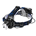 Adjustable Focus 3-Mode 1xCree XM-L T6 Waterproof Headlamp(2x18650,1200LM)