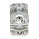 Kinston The Sun God's Eye Pattern PU Leather Full Body Case with Stand for iPhone 5C