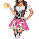 Buy Cosplay Costumes / Party Costume Halloween Sweet Beer Girl Women's Oktoberfest (One Size)