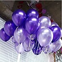 100pcs/lot Latex Helium Inflable Thickening Pearl Wedding or Birthday Party  Balloon