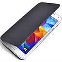 Solid Color Flip Folio PU Cover Case For Samsung Galaxy S5 I9600 (Assorted Colors)