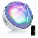 Colorful Magic Atmosphere Lighting Bluetooth Speaker with TF Port for Phone/Laptop/Tablet PC with remote