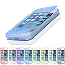 VORMOR® Touch Screen TPU Transparent Full Body Case for iPhone 4/4S(Assorted Color)