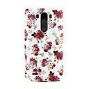 Rose  TPU Soft Case Cover for LG G3